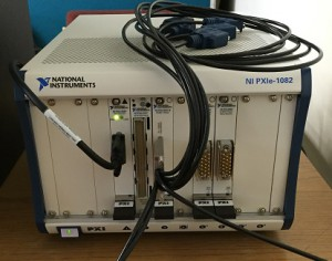 Power Supply by National Instruments