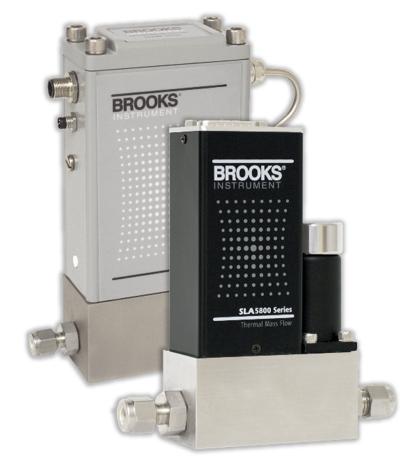 Brooks Instrument SLA Series Biotech Mass Flow Controllers