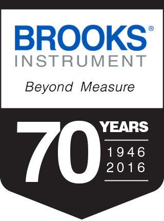 Brooks 70 Years web logo
