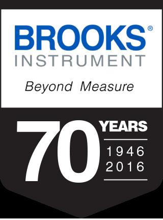 Brooks 70 Years web logo