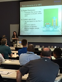Brooks experts present at Georgia Tech IEN Industry Seminar Series