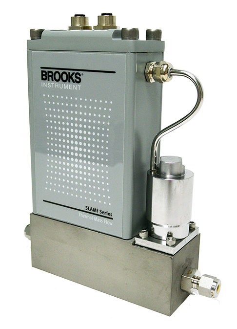 SLAMf Gas Mass Flow Controller with EtherNet/IP