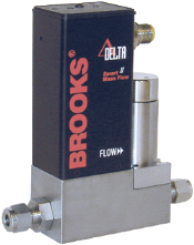 Brooks SLA5850 RevA mass flow meter