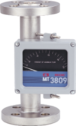 Brooks MT3809E variable area flow meter